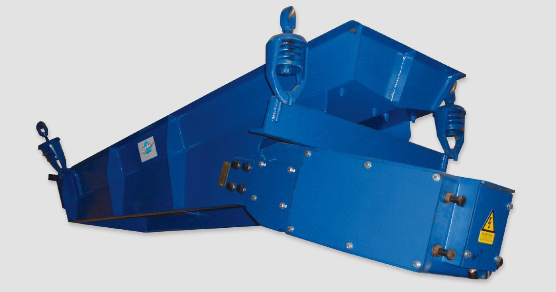 SFH Electro Magnetic Feeders for Accurate & Controlled Bulk Material Extraction