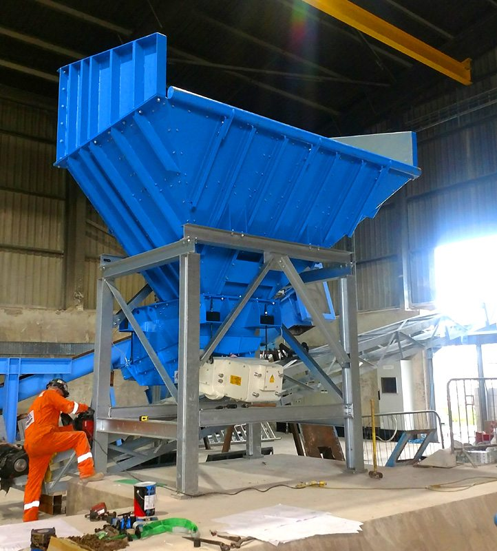 Gallery Image for Hoppers, Ancillary Components, Services & Complete Systems