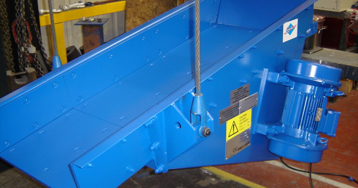 DD Electro Mechanical Feeders – Powerful, effective delivery of bulk materials