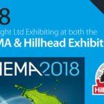 Blog post for ACHEMA & Hillhead exhibitions