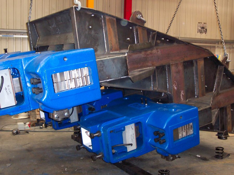 Based on our legendary SFH feeders, our grisly screen feeders offer simple, robust and reliable isolation of under / over sized material